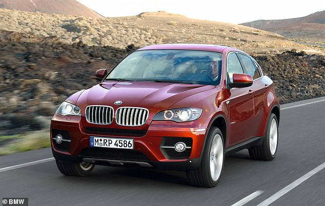 Premium SUVs like the BMW X6 dominate the standings for the least reliable used cars