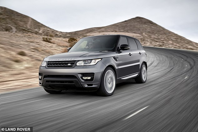 Land Rover's reliability history in the last few decades isn't what you'd call particularly strong. So it's no surprise to see the Range Rover Sport (pictured) and Range Rover in the list of the 10 least reliable used cars