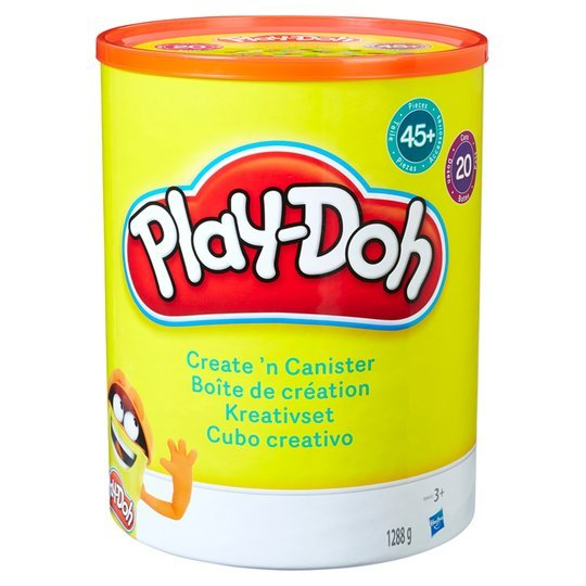 Play Doh Create'n'Canister is now half-price at Tesco