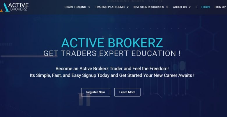 ActiveBrokerz Review – Trading Online Safely