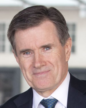 Sir John Sawers, former chief of MI6