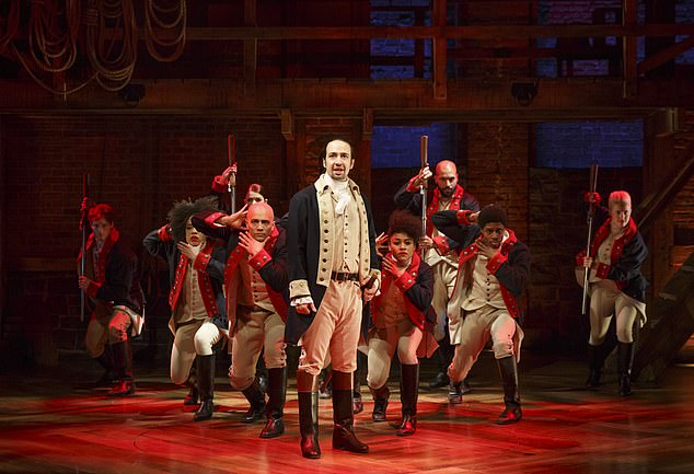 Set during the American Revolution, the musical does not discuss the central role that slavery played during that particular moment in history while also failing to mention that most of the Founding Fathers were slave owners