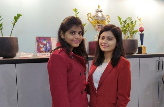 Mehak & Leesha Photo