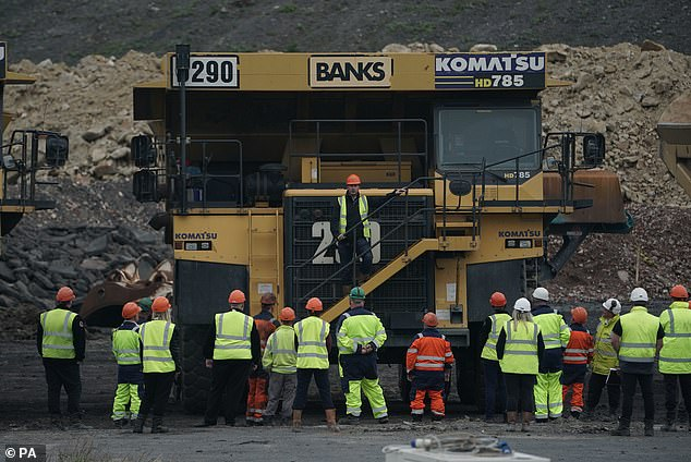 Redundancies: Banks Mining, the last coal mining company in England has urged ministers to make a decision on a new open-cast site after it started the process of laying off staff