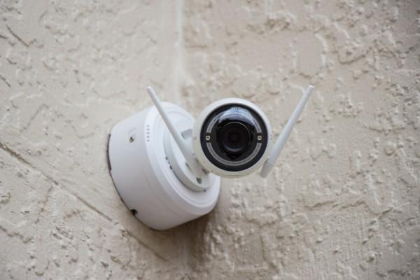home security cameras privacy risks