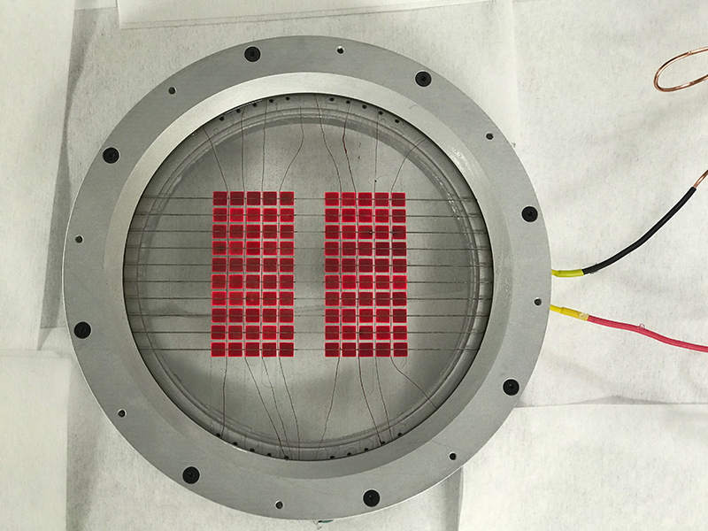 Tulane scientists build solar energy converter