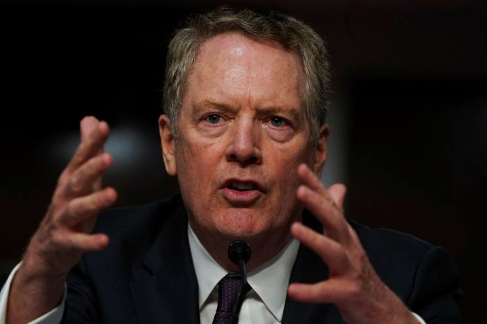 US trade representative Robert Lighthizer says that Canada could retaliate only in the sector where the US puts tariffs