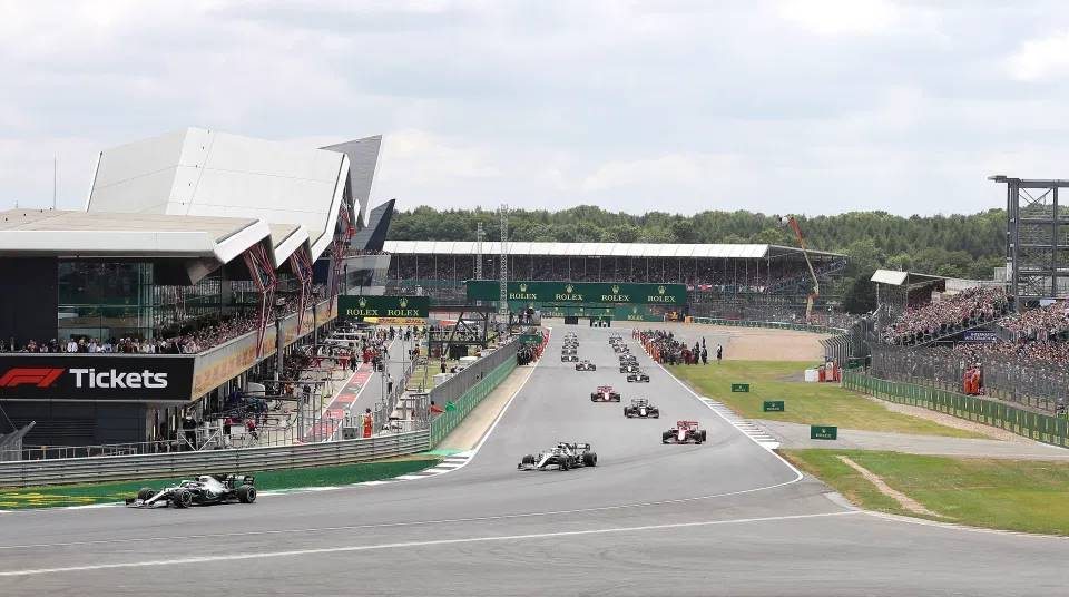 You could win a 2021 Silverstone Season Ticket