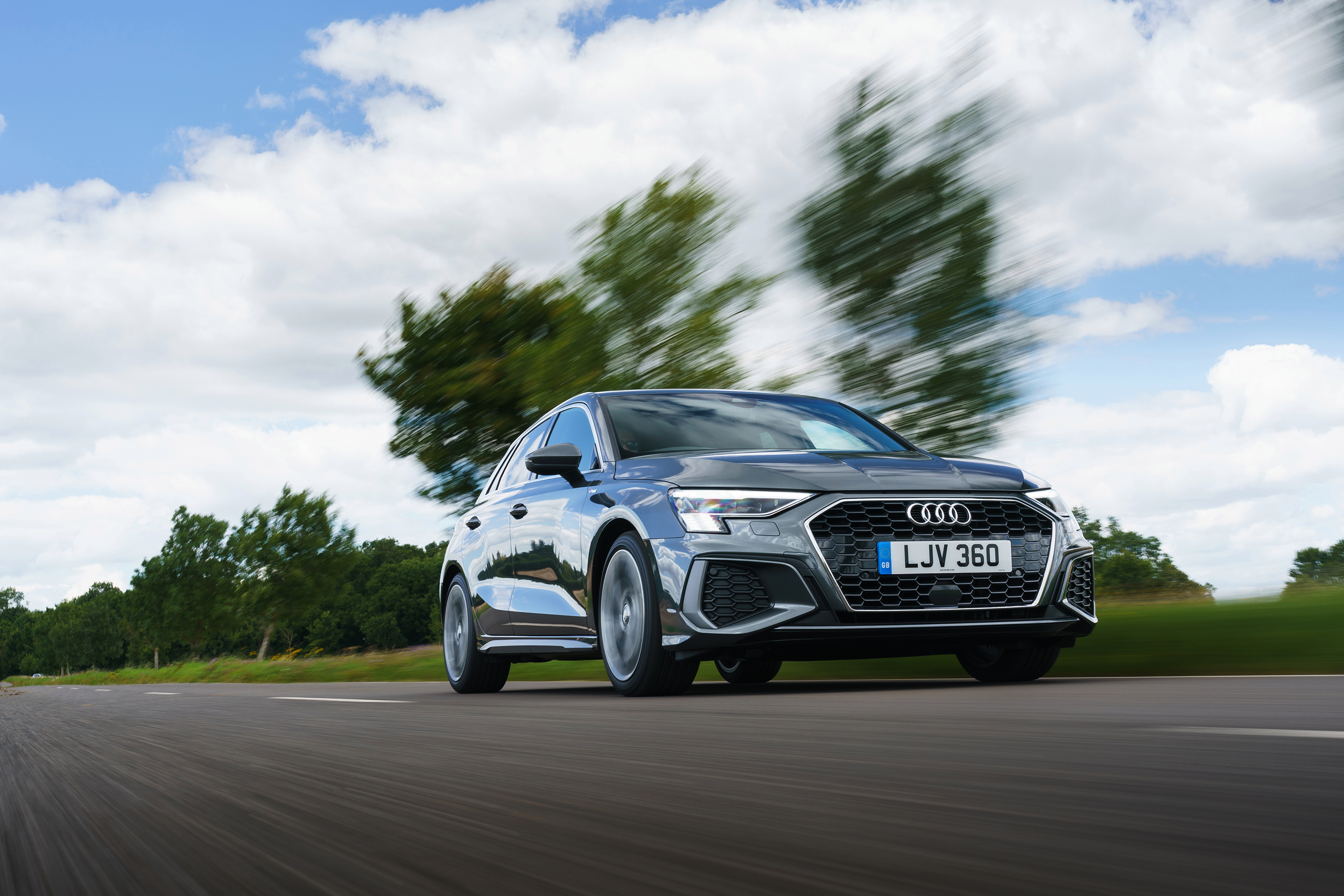 Audi A3's advanced tech and design trump BMW and Mercedes