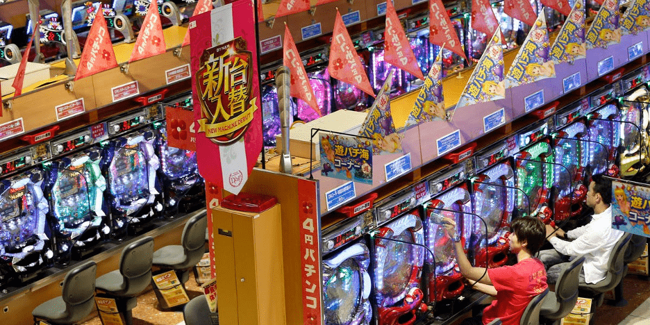 How Gambling Helps Japanese People Relieve Stress