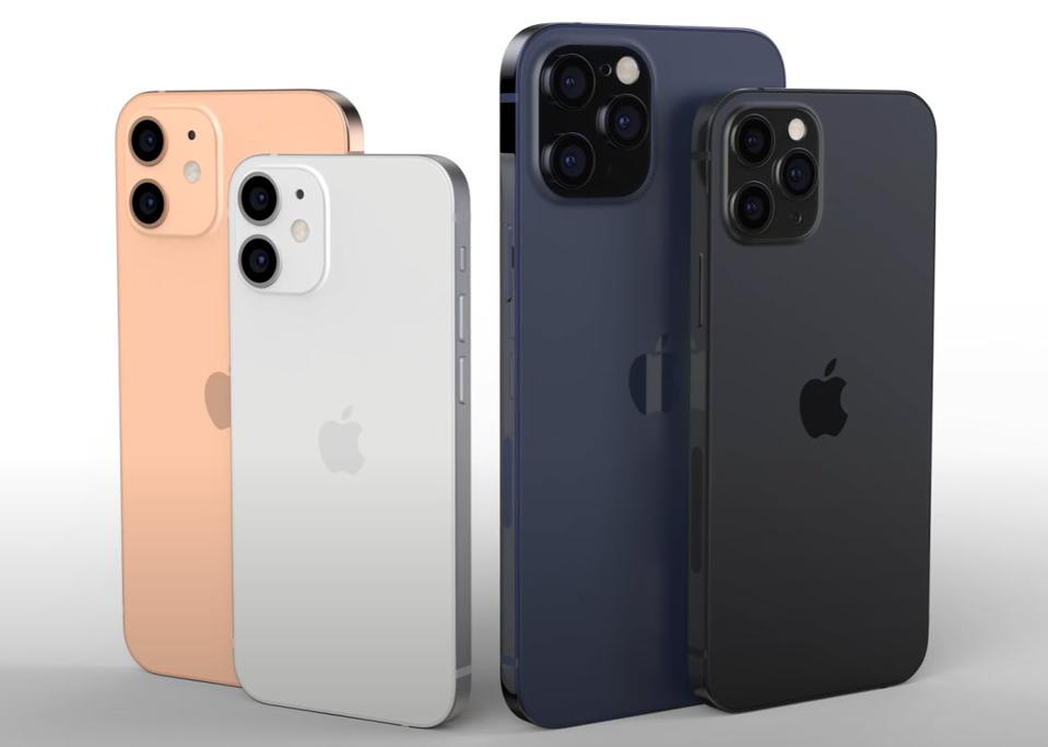 Apple, iPhone, new iPhone, iPhone 12, iPhone 12 Pro, iPhone 12 Pro Max, iPhone 12 release,