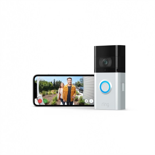 Ring Video doorBell 3 Plus See who?s at your front door from anywhere in the world, or without having to leave the sofa in your PJs, with Ring?s latest 21st century doorbell, that now comes with reduced false motion-detection alerts, improved connectivity and better battery life. ?199 (available April 28), en-uk.ring.com https://en-uk.ring.com/products/video-doorbell-3-plus