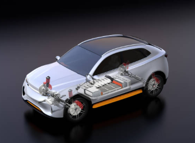 It is also scalable for use in the smallest smartphone battery to larger batteries that power electric cars and trucks.