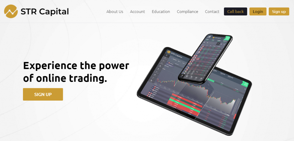 STR-Capital Review - Does it Deliver a Good Trading Experience?