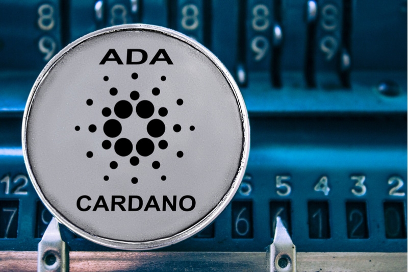 Cryptocurrency Cardano sank 10%