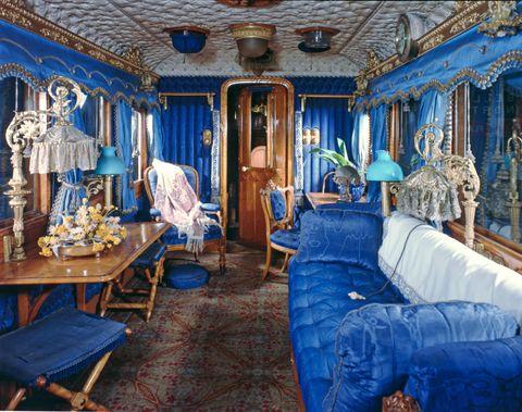 london north western railway, queen victoria's saloon