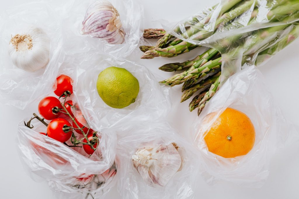 Industrial Packaging the New Trend of Biodegradables: Food Packaging