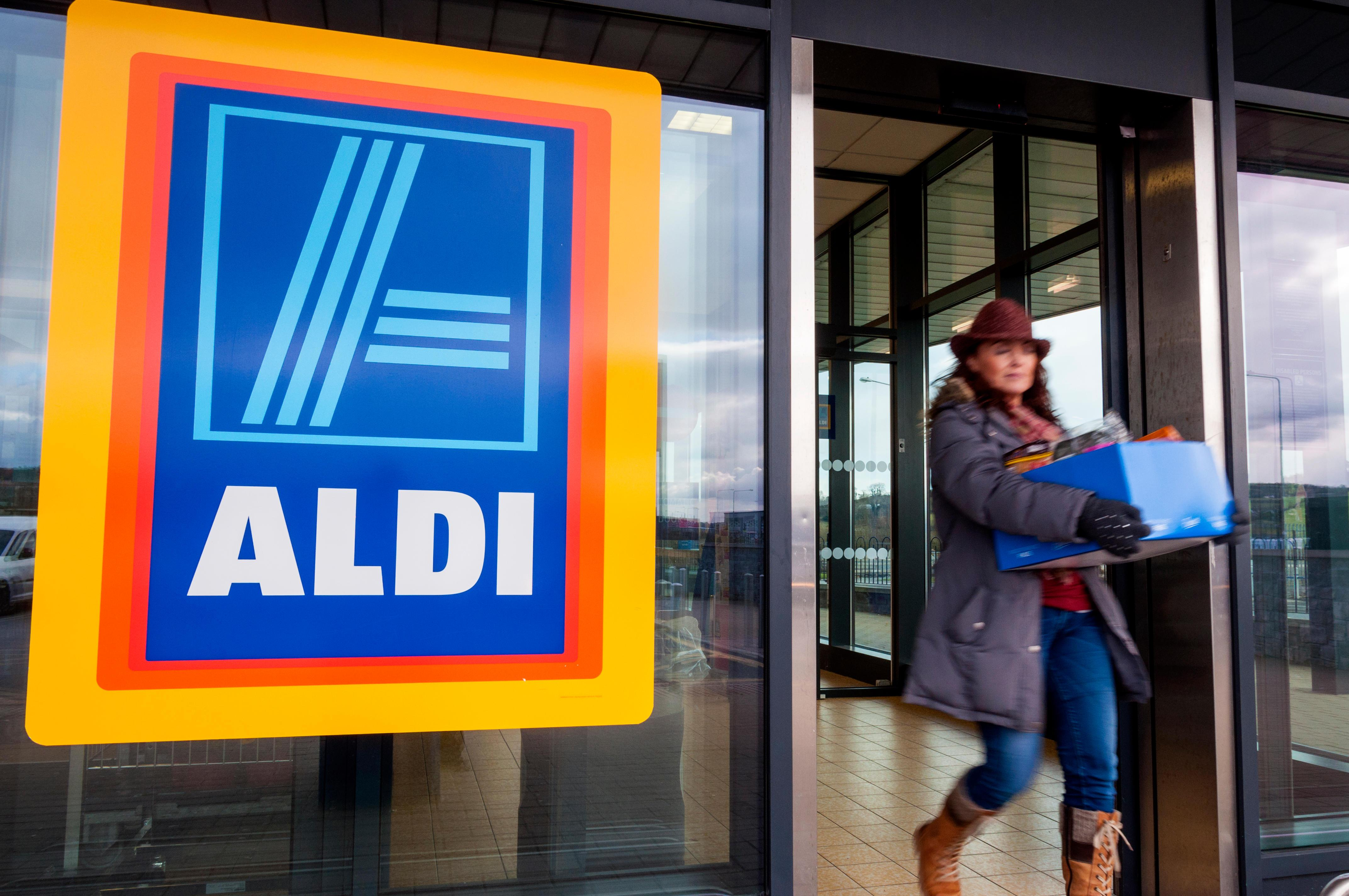 Aldi has similar items from the same supplier - but at lower price points