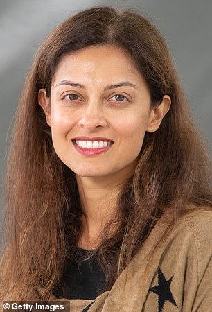 Author and Professor at the University of Edinburgh Devi Sridhar