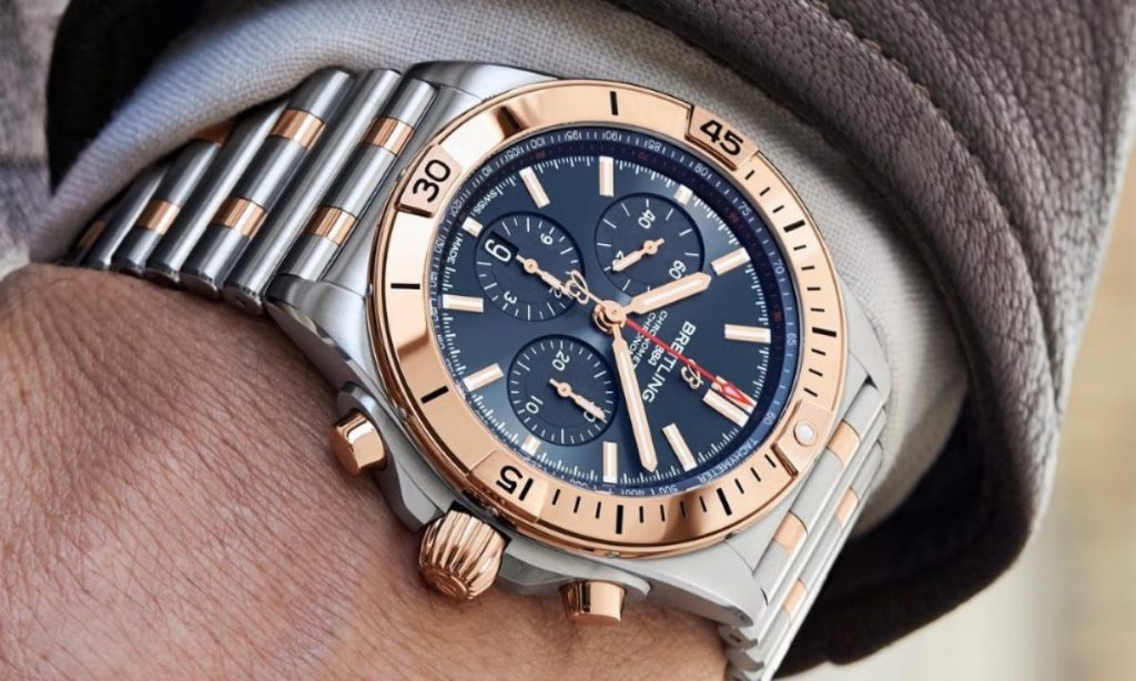 Luxurious Timepieces: 3 of the Best Breitling Watches In 2021