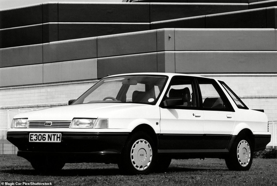 The Montego family saloon was launched in 1984 and signaled a new era for struggling British Leyland
