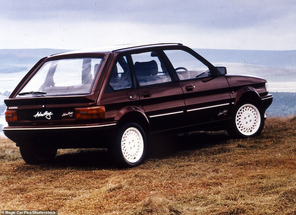 The Maestro, a five-door family hatchback, was produced from 1982 to 1987 by British Leyland, and from 1988 until 1994 by Rover Group