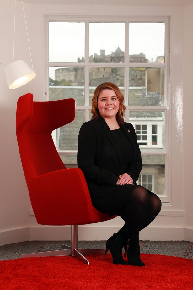 Lindsay McGranaghan, business unit lead for Scotland at CGI
