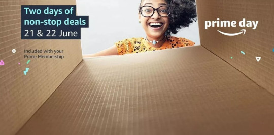 Amazon Prime Day will take place on June 21 and June 22 this year (Amazon)