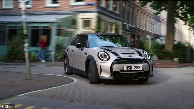 Mini Coopers will cost 17-year-olds an average of £941 to insure each year, new data reveals