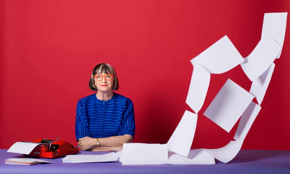 Philippa Perry: 'Here am I asking you to tell me what unsettles you.'