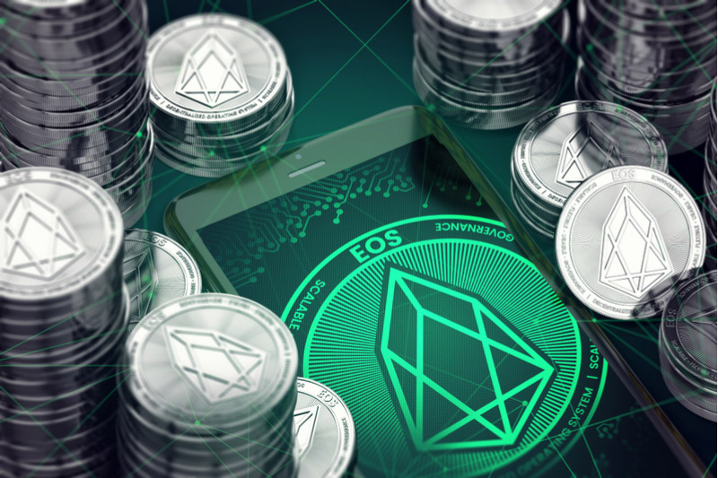 EOS Falls 14.99% In Rout