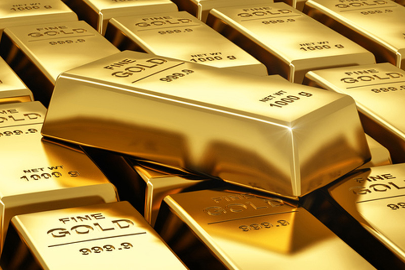 Gold Scalped Again by U.S. Yields as Fed Lays Out Taper, Rate Hike Plan