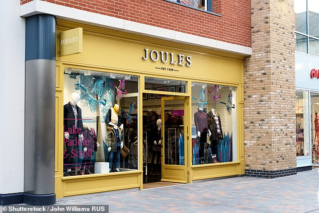 Better than expected: Retailer Joules has upped its profit forecast for the year