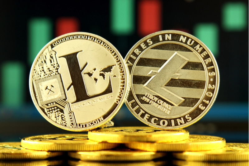 Litecoin Falls 10.21% In Rout