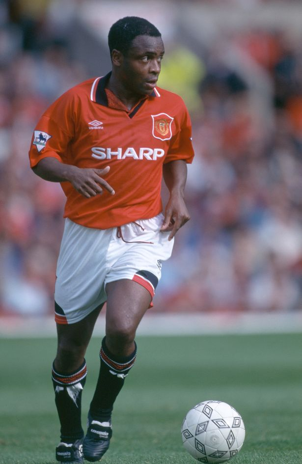 Paul Parker played for Manchester United and England