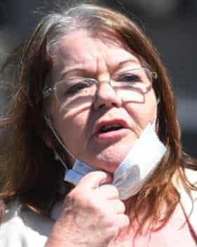 Kate Hollern, Labour MP for Blackburn.
