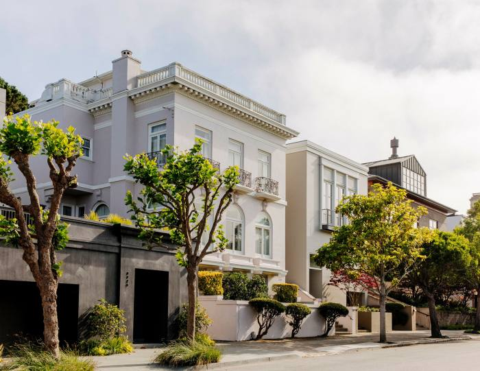 Presidio Heights properties are some of the most expensive in San Francisco