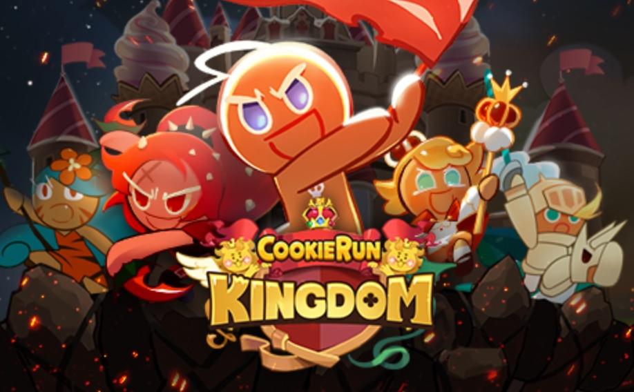 Cookie Run: Kingdom is a social RPG.