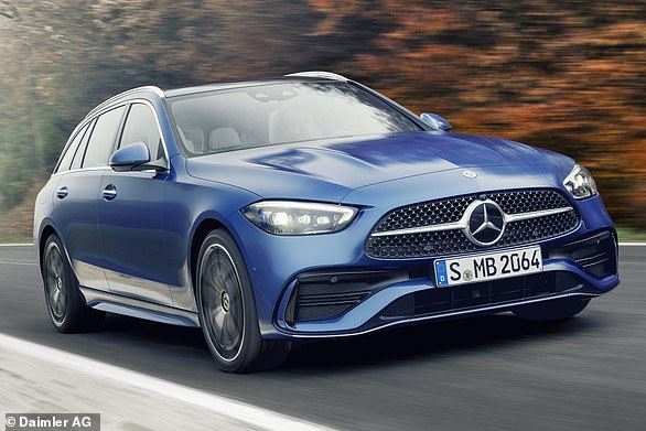 New Mercedes-Benz C-Class: A new Mercedes-Benz C-Class Estate is about to go on sale in the UK priced from £39,000, promising improved drive and practicality for the German giant¿s best-seller.
