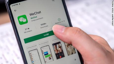 WeChat suspends new user registrations as China cracks down on tech