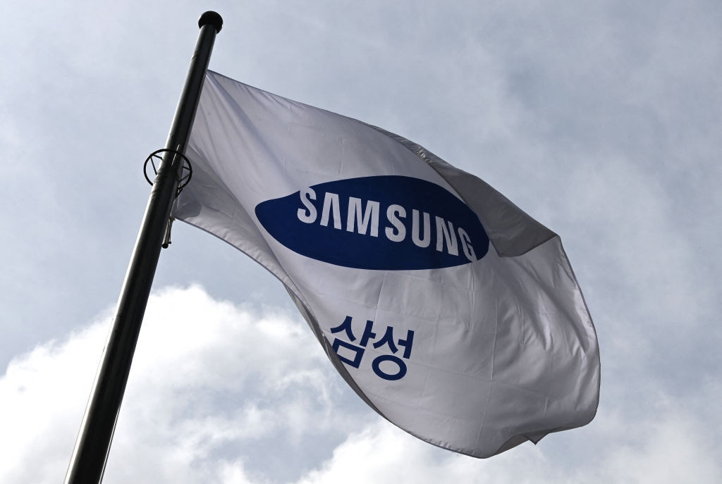Samsung will stick with Olympic-themed adverts in Japan during Tokyo 2020 ©Getty Images