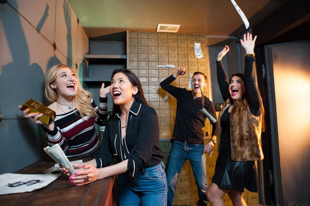 Why Escape Room Games Can be Used for  Team Building Effort?