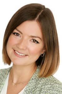 Lilly Whale, solicitor in the private client team at Goodman Derrick