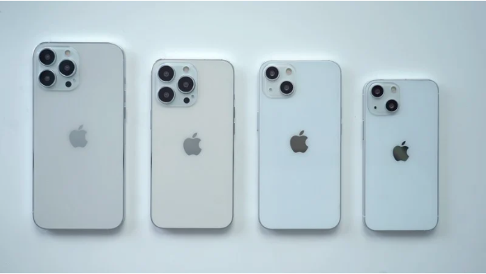 iPhone 13 line up