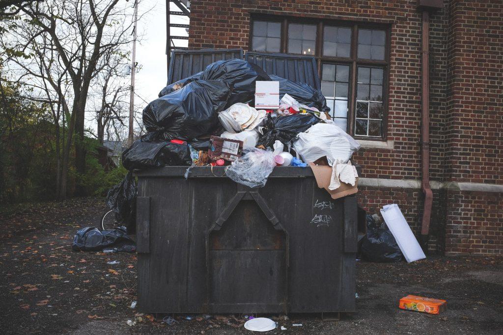 Rubbish Removing Service vs. Skip Bin