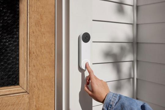 The Google Nest Doorbell (Google)