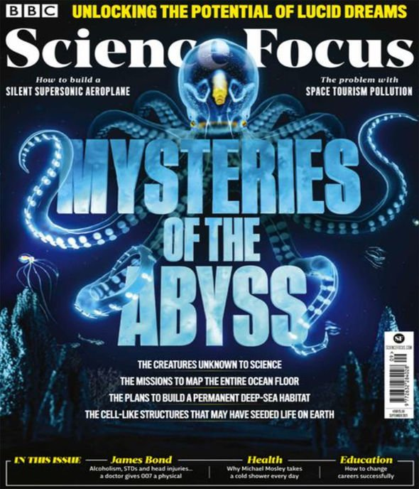 Science Focus: Chankillo featured in the magazine's September issue