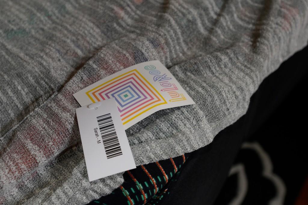 LulaRoe clothing.