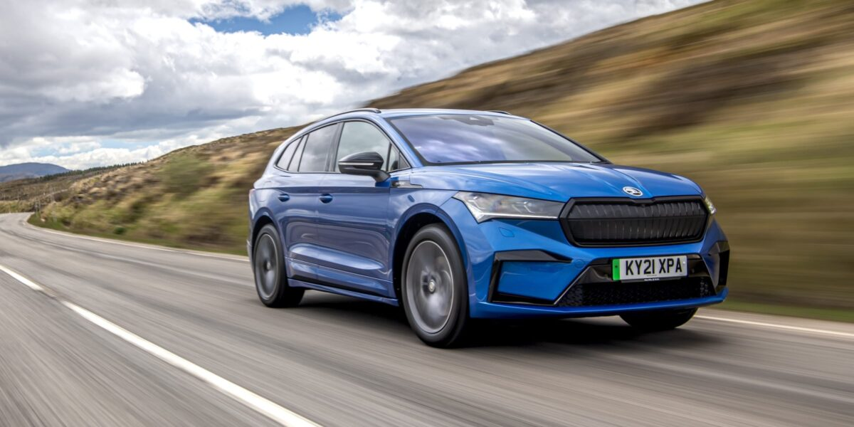 Best electric cars for any budget – Skoda Enyaq