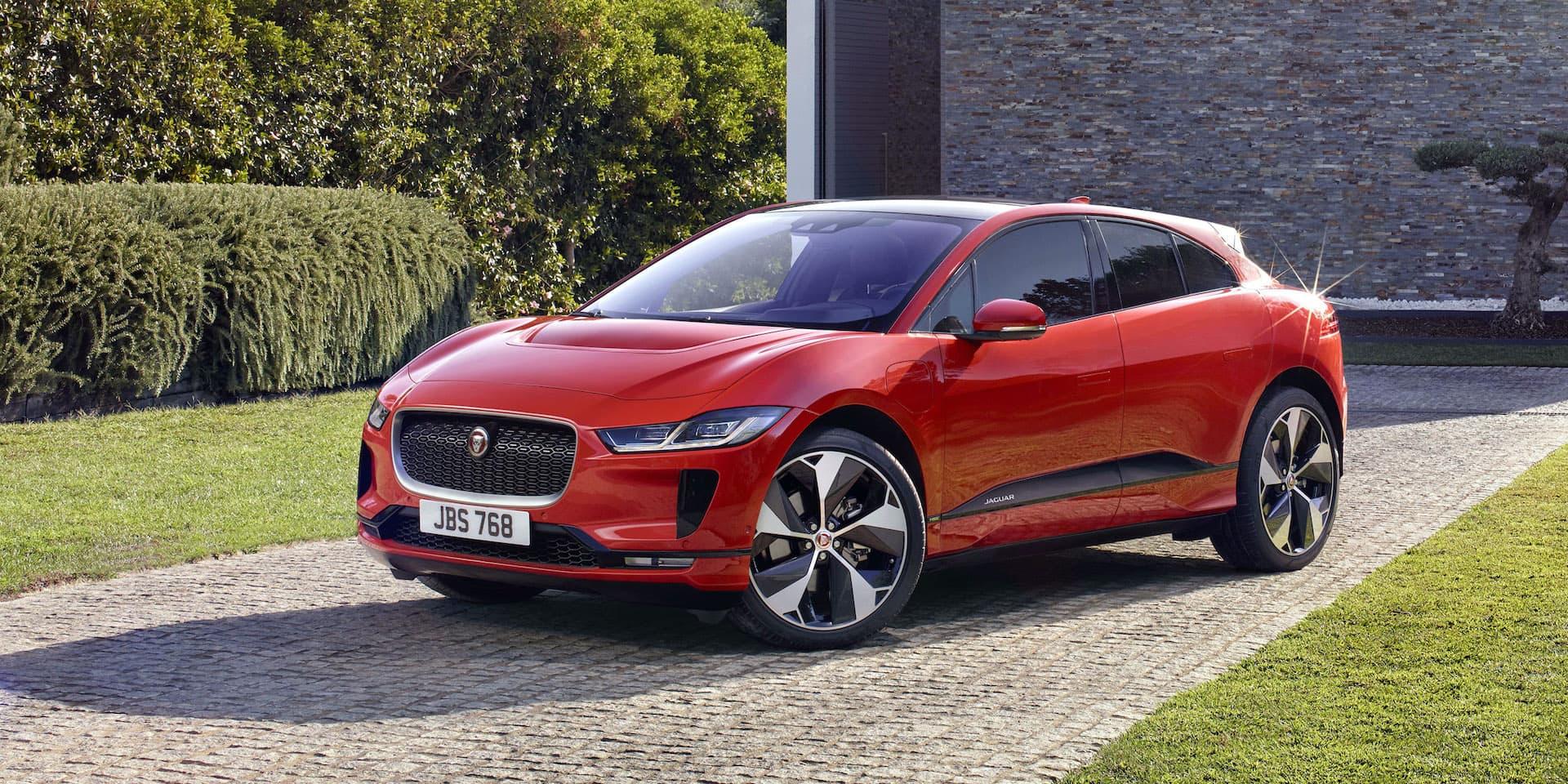 Jaguar I-Pace (2018 onwards) Expert Rating